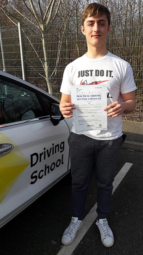 Driving Lesson Success